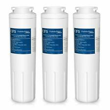 Water Filter Compatible with Amana or Maytag Ukf8001Axx Refrigerator, 3 packs
