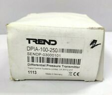 Trend DPIA-100-250 Differential Pressure Transmitter
