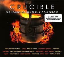 HUNTERS & COLLECTORS- A TRIBUTE / VARIOUS ARTISTS -  NEW 2 CD SET