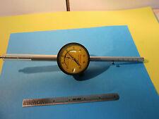 DIAL INDICATOR METROLOGY INSPECTION STARRETT USA 50 mm .01 mm BIN#A6