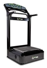 VibraWav Pro II - Black 13mm - Whole Body Vibration Machine