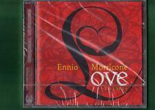 ENNIO MORRICONE - LOVE THEMES CD NUOVO SIGILLATO