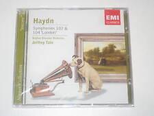 CD/HAYDN SYMPHONIES 102 & 104/JEFFREY TATE/Emi 5090162/ SEALED NEU NEW