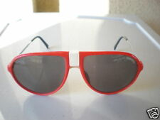 NEW VINTAGE CARRERA AVIATOR 5413 AUSTRIA RED SUNGLASSES