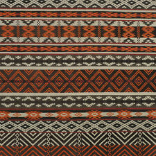 Clarence House Southwest Upholstery Fabric - Sante Fe Terracotta 2.0 yd 34883-1