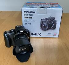 Panasonic Lumix DMC-G3K, Kit mit ASPH 14-42 mm