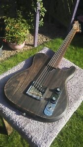 """T Style Baritone Electric Guitar by J Douglas. 28"""" scale length"""