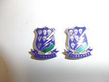 b5104p WW2 US Army Airborne 506th PIR DI Currahee English Style pair R8A