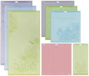 "Cricut Cutting Mats All Sizes & Types 12"" 6"" 24"" Fabric Variety Standard Strong"