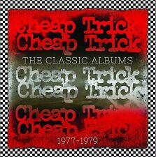 Cheap Trick - The Classic Albums 1977-1979 5 LP Vinyl Box Set RSD Numbered