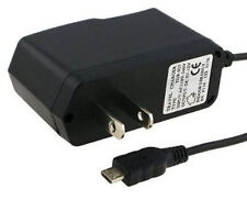 New Micro Usb Home Wall Ac Charger for Blackberry Htc Lg Motorola Samsung Phones