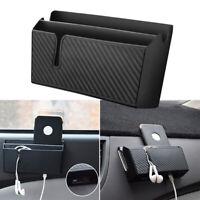 Innere Auto Ersatz Aufbewahrung Box Handy Karten Organizer Tasche Halter Zubehör