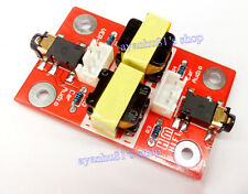 New Audio Noise Filter Ground Loop Isolator  Coupling Circuit Car PC AUX