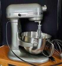 Kitchenaid Professional HD Lift Bowl Stand Mixer 5Qt (KV25MCXCU) Metallic Chrome