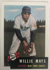 1991 Topps Archives 1953 #244 Willie Mays! San Francisco Giants!