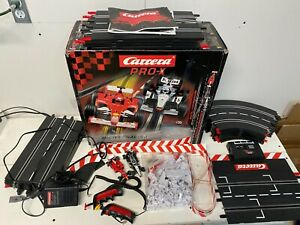Carrera Pro-X 30114 Digital Racing-Slot Formula 1/24 Scale Track Cars 1/32