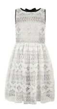 Monsoon Storm Alenya Ivory lace dress age 14 Bnwt Special Occasions Floral 164cm