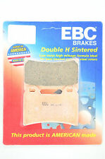 EBC Sintered Double-H Brake Pads - FA629HH for 13-17 Honda Grom MXS125 Apps.