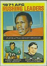 1972 Topps Fb # S 1-264 Mostly Stock Photoes (A0262) - Usted Recoger - 10+Sin