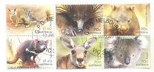 Australia-Native Animals 2015 fine used cto set