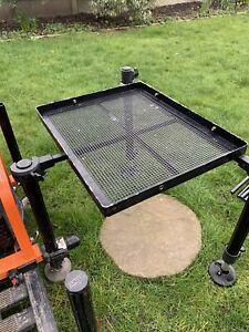 Rive Guru D36 XL Side Tray - 490x390mm. Rive Side Tray Seatbox Attachment.