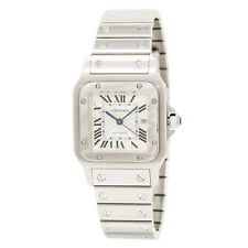 CARTIER SANTOS BOX & PAPERS 2319 UNISEX AUTOMATIC WATCH STAINLESS STEEL 29MM