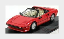 Ferrari 308 Gts Spider 1979 Personal Car Tom Sellek Magnum P.I. BEST 1:43 BE9706