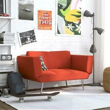 Orange Futons Frames And Covers For