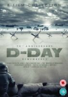 Nuovo D-Day Remembered Cofanetto(8 Film) DVD