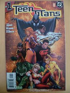 Teen Titans (vol. 3) #1