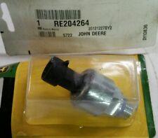 John Deere OEM oil pressure sensor part # RE204264 tractor, combine, sprayer etc