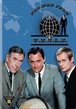 Man From U.N.C.L.E. Season 2 Second Series Uncle New DVD Region 4