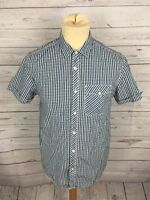 Men's Levi Shirt - Small - Short Sleeved - Great Condition