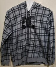 DC Jacket Gray and Black Large L