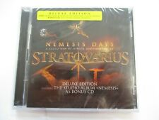 STRATOVARIUS - NEMESIS DAYS - CD+DVD NEW SEALED 2014