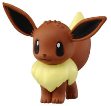 "Genuine Takaratomy Pokemon Sun & Moon  Pokemon Go  2"" Eevee Toy Figure"