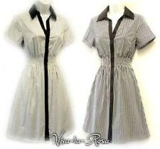 Robes vintage coton mélangé pour femme