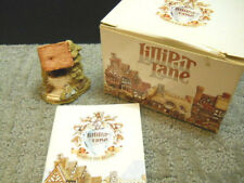 Lilliput Lane Wishing Well Collectors Club Membership Symbol 1988/9 Nib #00155