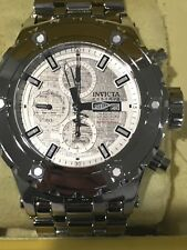 Invicta Reserve Men's 52mm Specialty Swiss Movt Automatic Meteorite Dial Watch