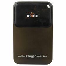 Insite Bluetooth Smart Proximity Alarm For Cell Phone Cameras & More - $11.99