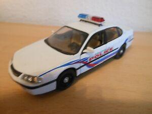 Welly US Car Police / Polizei / Sheriff Chevrolet  Modellauto  1:24 ,gebraucht