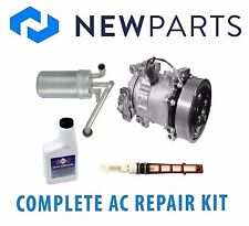 Dodge Dakota 1995-1996 3.9L 5.2L Complete A/C Repair Kit New Compressor & Clutch