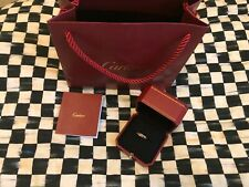 Cartier trinity ring size 51  Cartier card, box, bag 100% authentic