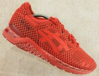 78460a0e2a1 Asics Gel Lyte III Evo Red Samurai Athletic Fashion Sneakers Men s Size 11