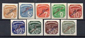 SLOVAKIA  1939, MH