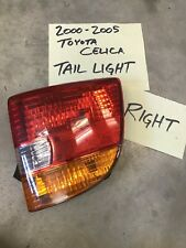 2000-2005 Toyota Celica Right Tail Light