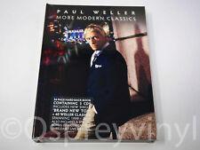 Paul Weller More Modern Classics [3CD Deluxe] Deluxe Edition Box set Jam Sealed
