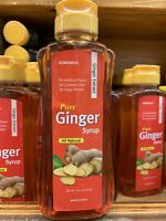 Songwha Pure Ginger Syrup Extract 12 Fl oz. Korean food All Natural Best Quality
