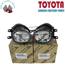 "GENUINE TOYOTA TUNDRA CT200h RX350 NX IS250/350 ""LED"" LEFT & RIGHT FOG LAMP SET"