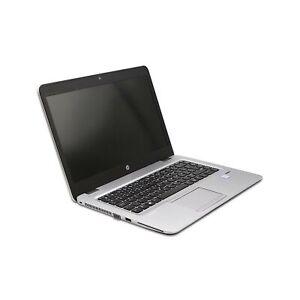 HP EliteBook 840 G3    Intel Core i5-6300U @ 2.40GHz   16GB RAM   512GB SSD  